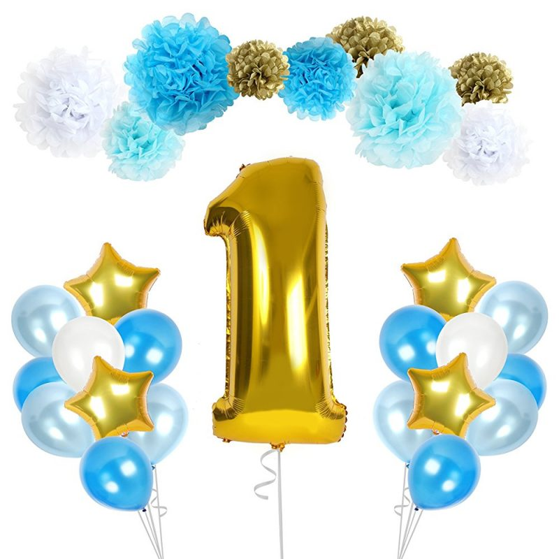 Birthday Party Balloons Kit01