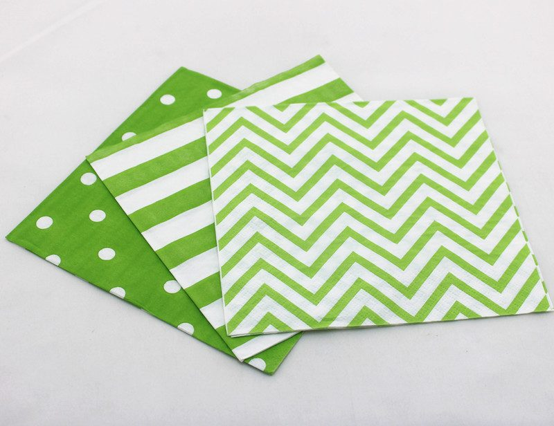green-paper-napkin