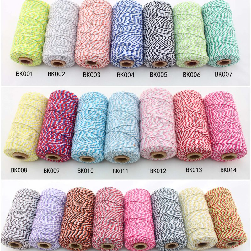 Bakers Twine Color Card